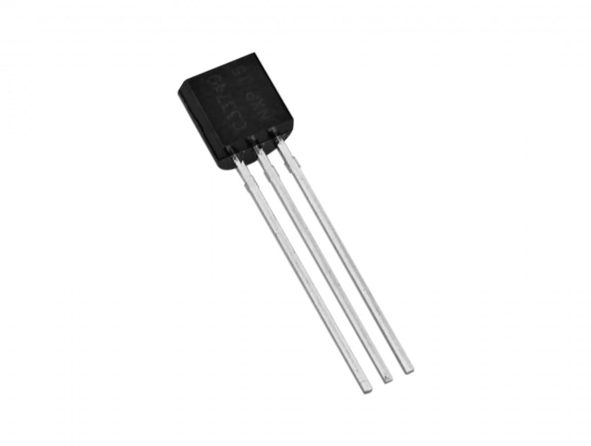 Transistor BC337 para Projetos