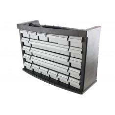 Gaveteiro de Plástico / Organizador 7020 com 21 Gavetas