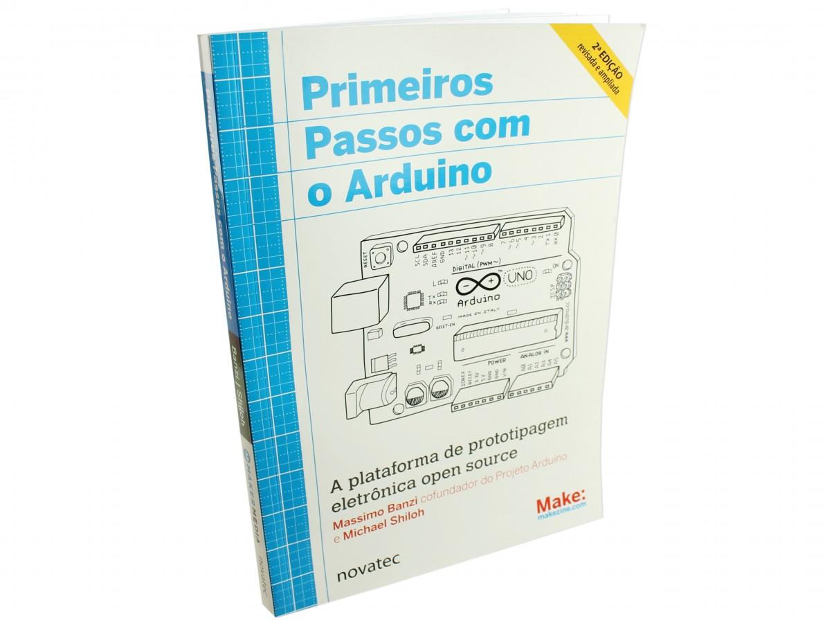 Livro Primeiros Passos com o Arduino