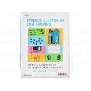 Livro Aprenda Eletrônica com Arduino