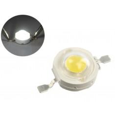 LED Branco de Alto Brilho 3W - Epistar