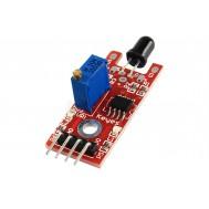 Sensor de Chama / Fogo Infravermelho 5mm