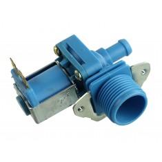 Válvula Solenoide para Água 12V NF 90° (3/4 x mang. 3/8)