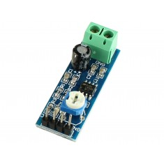 Mini Amplificador de Som LM386 Mono 1 Canal 0,5W