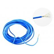 Cabo Flexível TiaFlex 5m Fio 0,50mm² - Azul