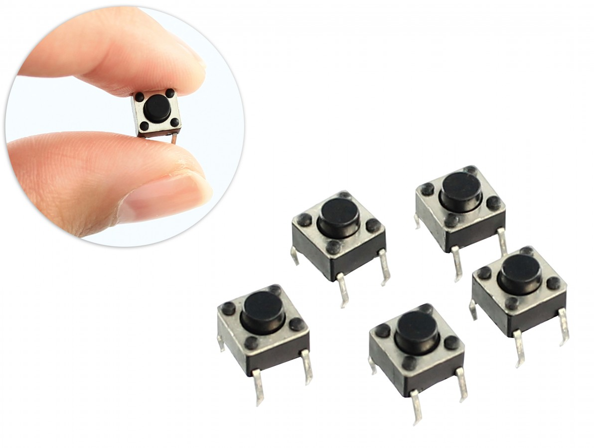 CHAVE TACTIL 5X5MM