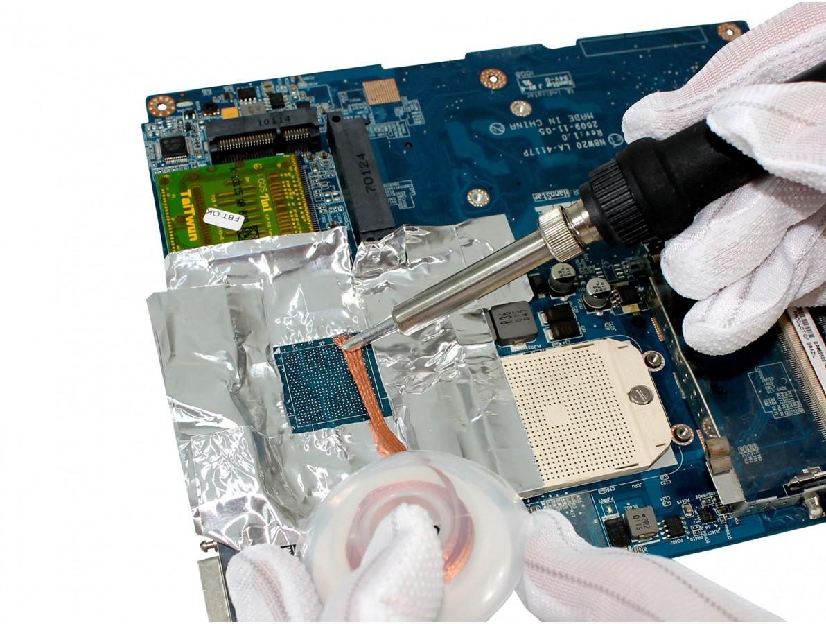 Fita alumínio para retrabalho em PCI's - 20mm