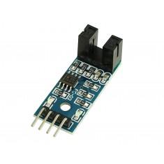Sensor de Velocidade Arduino / Sensor de Contagem - Chave Óptica para Encoder 5mm