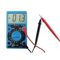 Multímetro Digital Minipa ET-1000 CAT I 600V