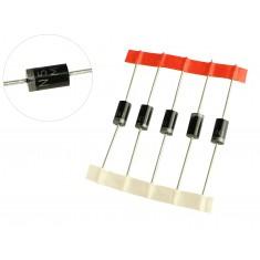 Diodo Retificador 1N5408 - Kit com 5 unidades