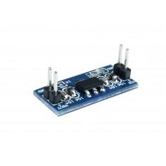 Regulador de Tensão 5V - Entrada 6 a 12V DC e Saída 5V DC