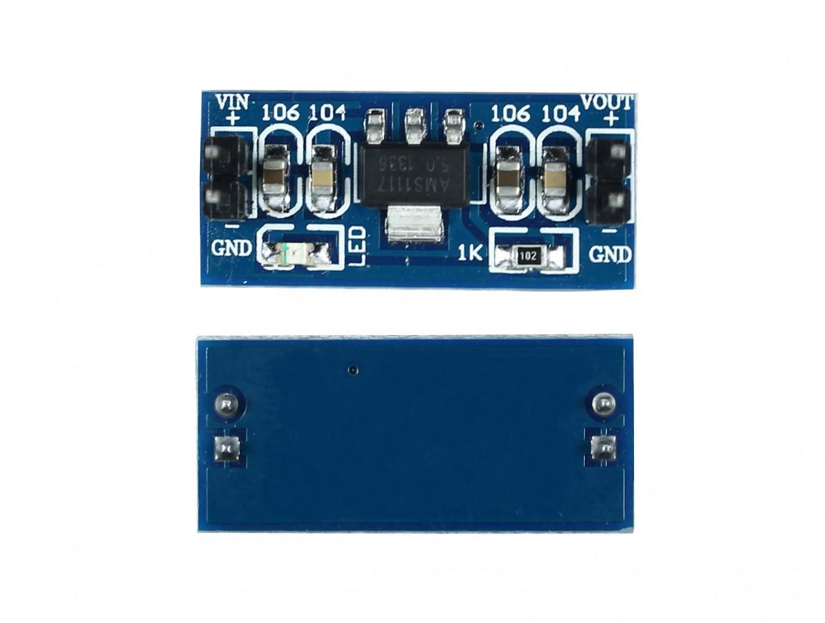 Regulador de Tensão 5V para Arduino