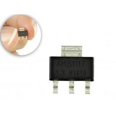 Regulador de Tensão SMD AMS1117 3,3V