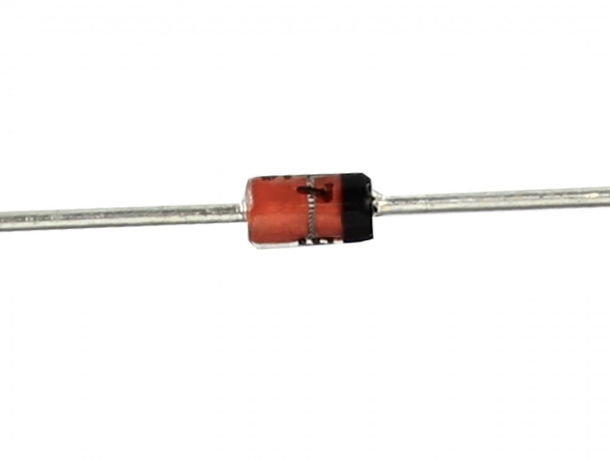 Diodo Zener 1N4728 3,3V - Kit com 5 unidades