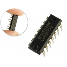 CD4011 Circuito Integrado - Porta NAND