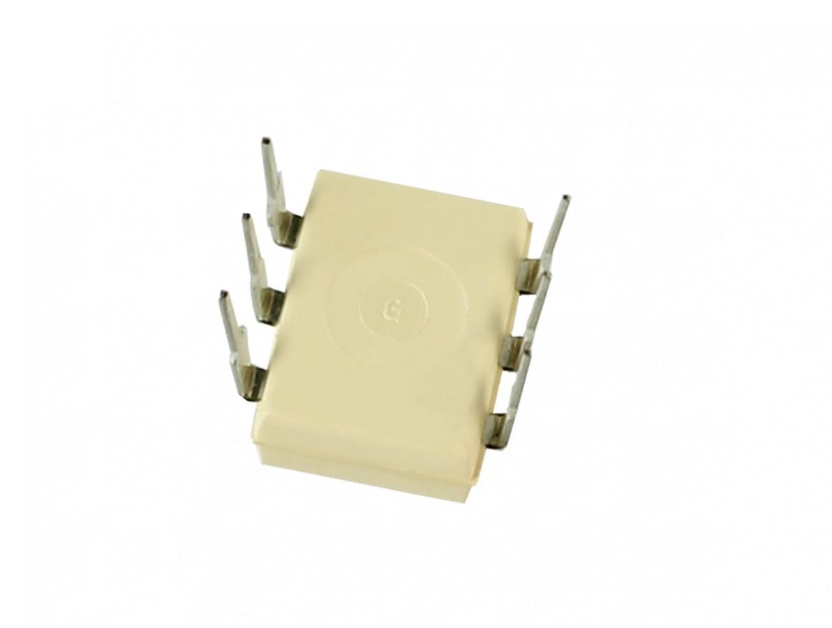Optoacoplador MOC3010 para projetos