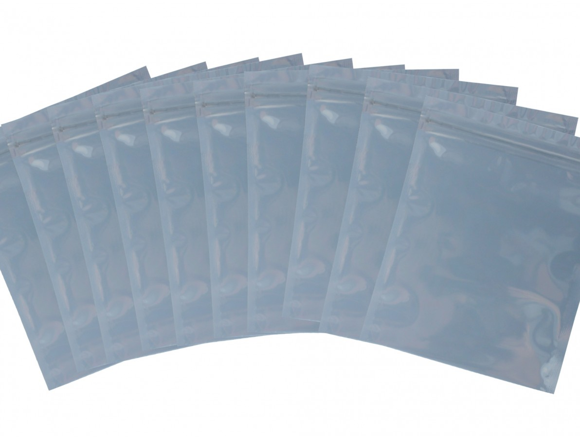 Embalagem Antiestática / Saco Antiestático Tamanho 15x12cm - Kit com 10 Unidades