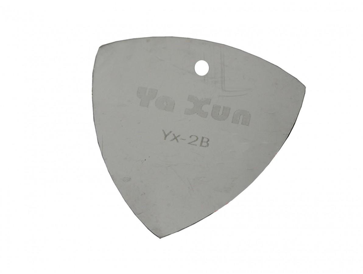 Palheta em Aço Inox para Abertura de Equipamentos Eletrônicos - Yx-2B