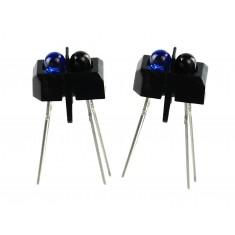 Sensor Reflexivo Infravermelho TCRT5000 - Kit com 2 unidades