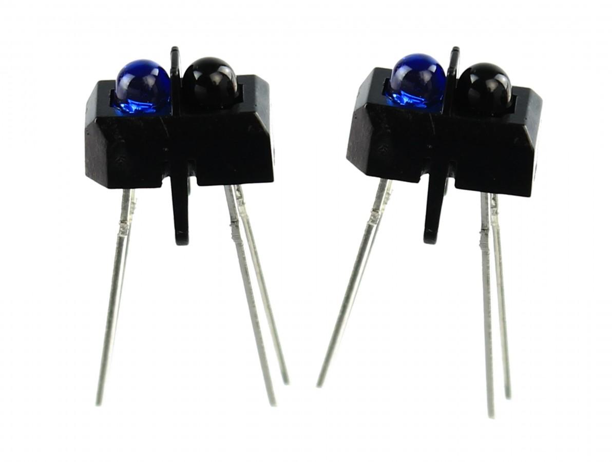 Sensor Reflexivo Infravermelho para Arduino - Kit com 2 peças
