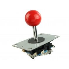 Joystick Arcade 8 Posições - Bola Vermelha