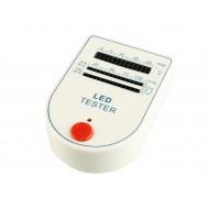 Testador de LED Portátil 2 a 150mA - Ideal p/ Testar LED de 3 a 10mm