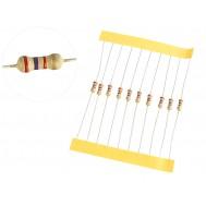 Resistor 2K7 1/4W - Kit com 10 unidades