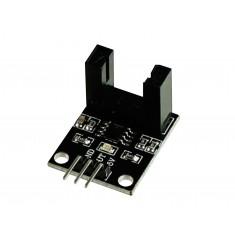 Sensor de Contagem / Sensor de Velocidade - Chave Óptica para Encoder 10mm