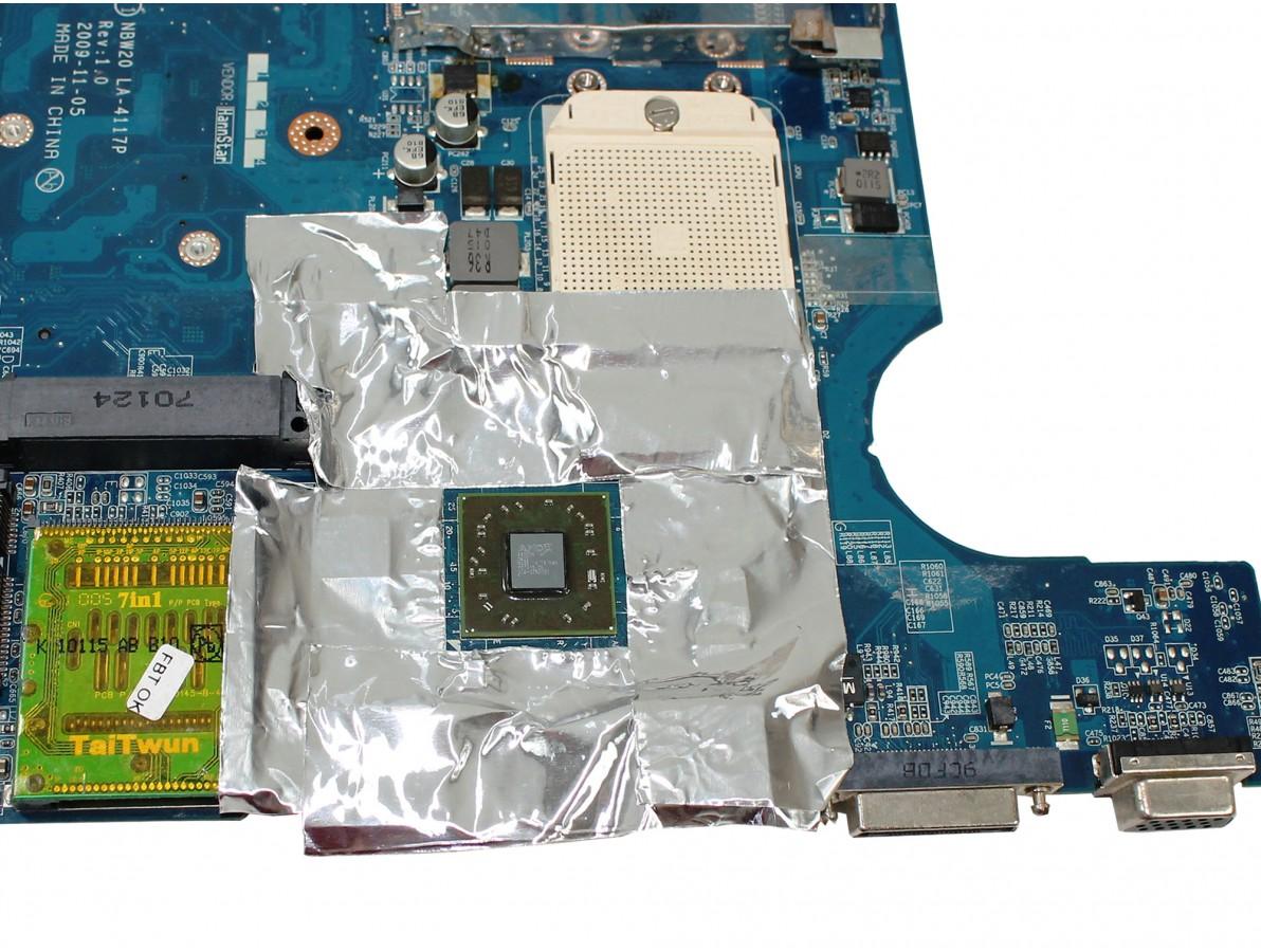 Fita alumínio para retrabalho em PCI's - 10mm