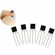 Transistor BC558 PNP para Projetos - Kit com 5 unidades