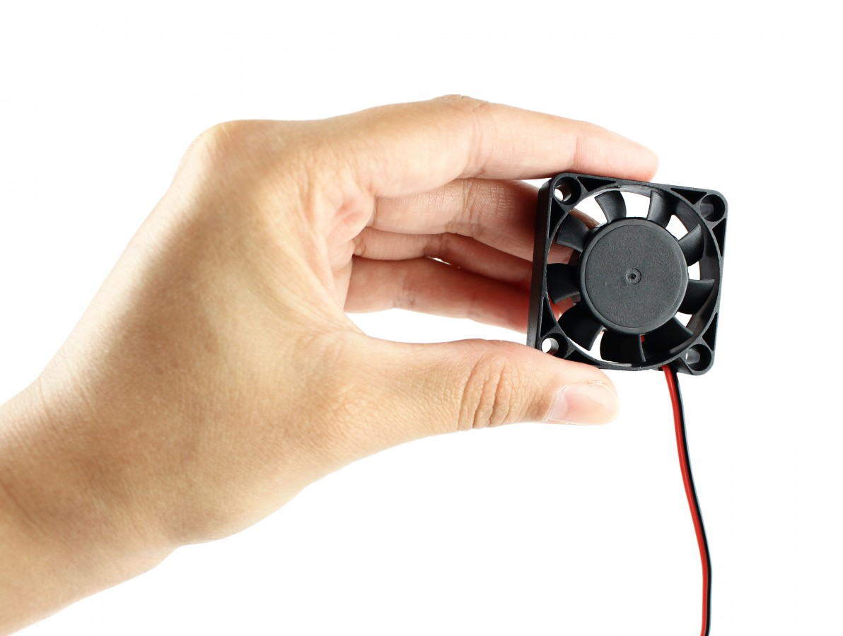Cooler para PC e Projetos 40x40mm / Micro Ventilador 12V