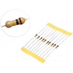 Resistor 100K 1/4W - Kit com 10 unidades
