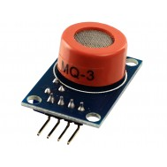 Detector de Gás / Sensor de Gás MQ-3 - Álcool / Etanol