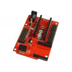 Nano I/O Shield / Expansor para Arduino Nano com Slot para Xbee e NRF24L01 - RBT1.0