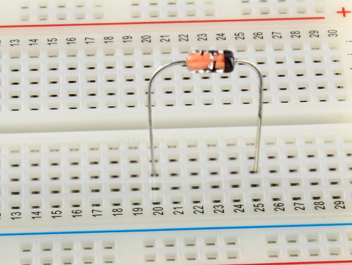Diodo Retificador 1N4148 - Kit com 10 unidades