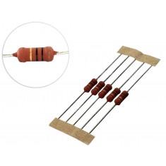 Resistor 10R 2W - Kit com 5 unidades