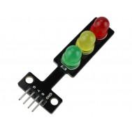 Semáforo Arduino LED 3.3V/5V 8mm - S3