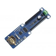 Shield Data Logger para Arduino Nano com RTC DS1307 para Registro de Dados