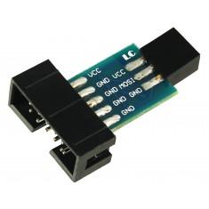 Módulo Adaptador USBASP AVRISP para Gravador AVR