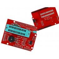 AVR ISP Shield FZ2665 / Gravador AVR Bootloader Para Arduino