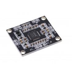 Mini Amplificador de Som SMD PAM8610 Estéreo 2 Canais 15W + 15W