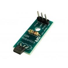 Módulo Sensor de Efeito Hall para Arduino - P16
