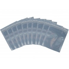 Embalagem Antiestática / Saco Antiestático Tamanho 13x10cm - Kit com 10 Unidades