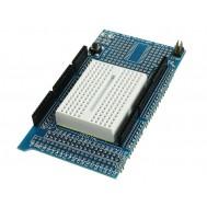 Mega Protoshield V3 / Prototype para Arduino Mega + Protoboard 170 pontos