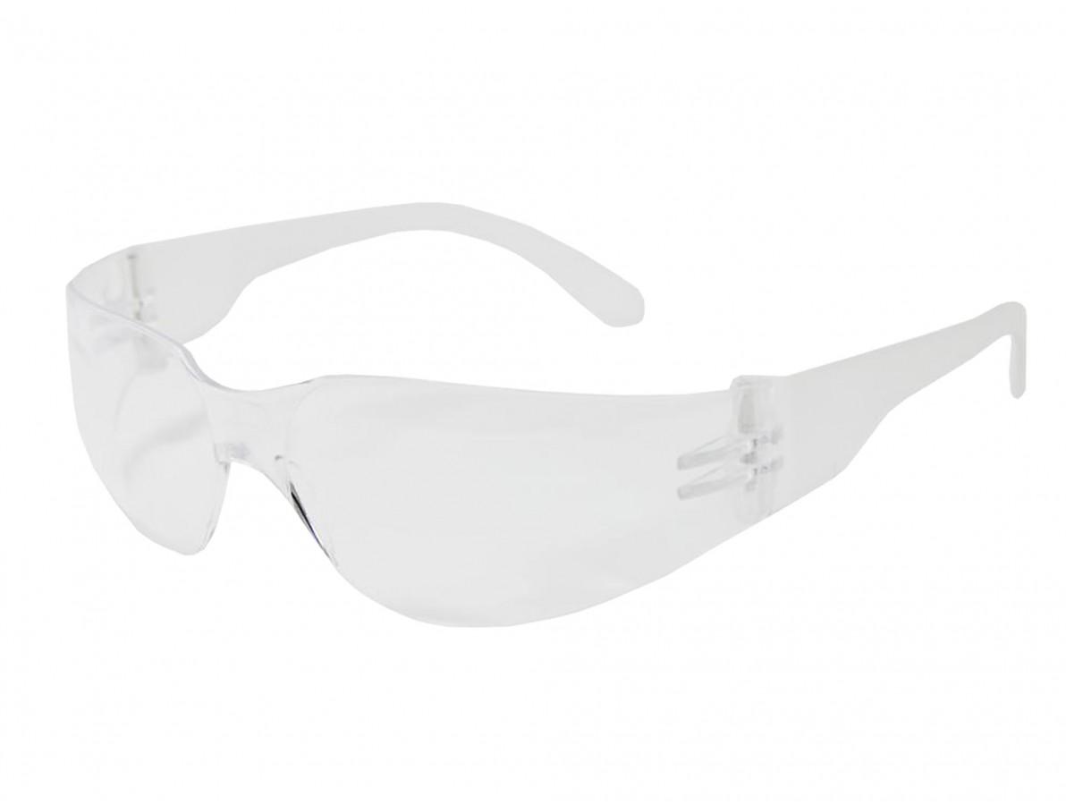 Óculos de Proteção e Segurança Incolor - Modelo Leopardo - Kalipso