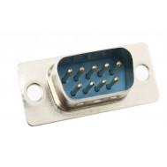 Conector DB9 Serial RS232 - Macho
