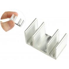 Dissipador de Calor em Alumínio 27,5x15x16mm - CPP812