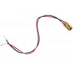 Diodo Laser Arduino Vermelho de Alta Potência 5mW
