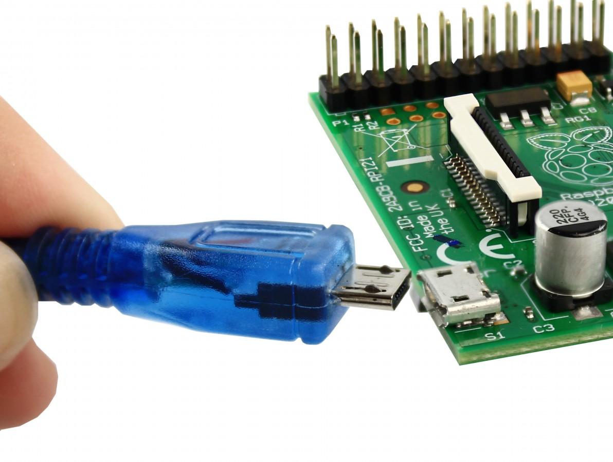 Cabo Micro USB para Arduino Leonardo, Arduino Yún e Arduino Micro