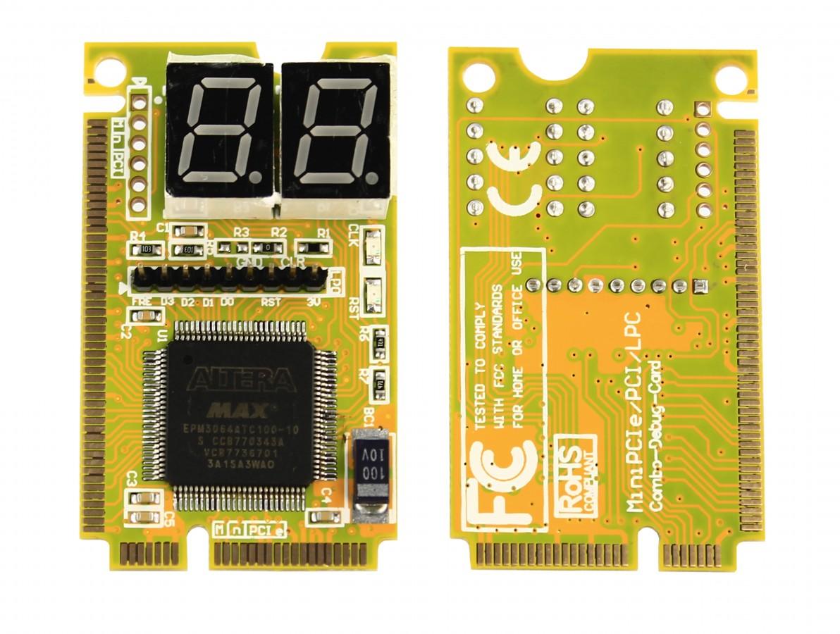 MINI PCI / PCI-E / LPC PC